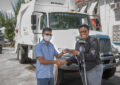 MOC donates $34.8M waste disposal truck to M&CC