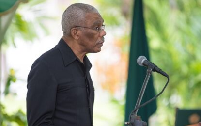 'I do not control what Coalition members say; I expect them to be in accord with the principles of our partnership' – Pres. Granger