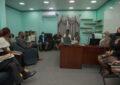 Minister McCoy visits DPI