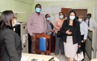 Human Services Minister gets familiarised with operations of various departments