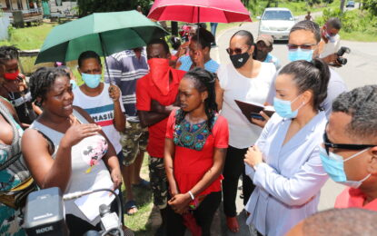 Humanitarian approach to be adopted to address informal settlements
