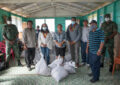 600 COVID-19 relief hampers distributed in Region 8