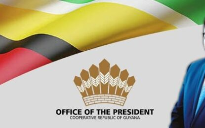 Suriname President, Foreign Minister to attend President Ali's inauguration