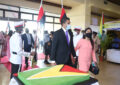 Ministers arrival at the Inauguration Ceremony