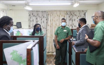 NRE Minister commits to efficient management